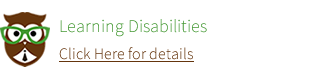 Learning Disabilities E-Learning Courses